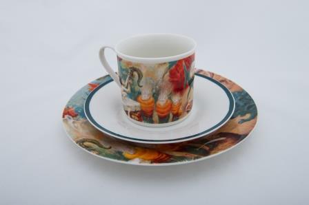 W_odzimierz Szpinger_Zestaw porcelanowy (3)