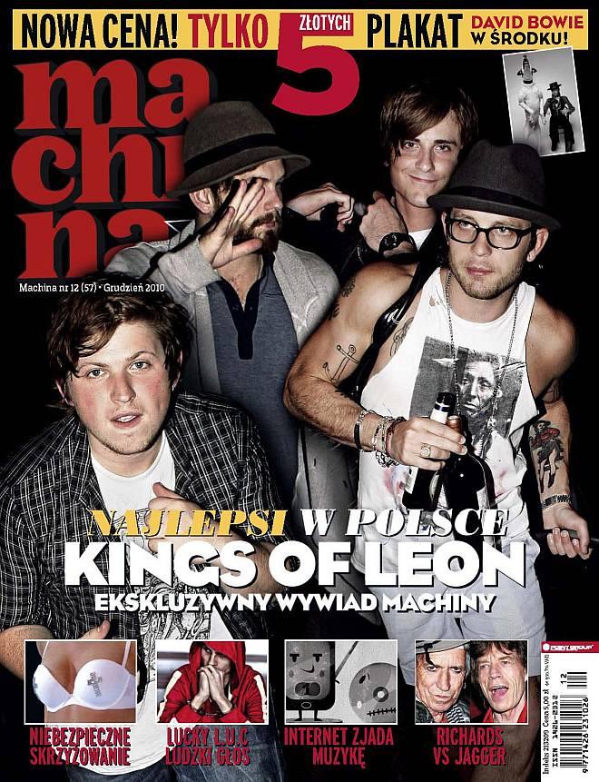 Kings of Leon – ekskluzywnie