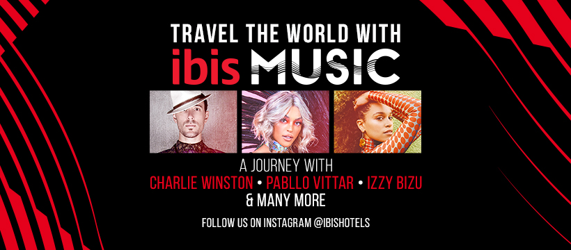 Ibis MUSIC We Are Open